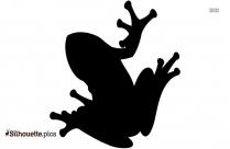 Bullfrog Logo Silhouette For Download