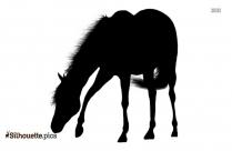 Horse Statue Silhouette Picture