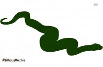 Deer Clip Art Silhouette, Wild Animal Clipart Image