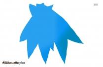 Free Bluebonnet Flower Silhouette