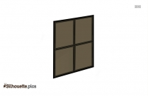 Window Clipart Silhouette