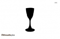 Cocktail Drawing Silhouette Background Download Free