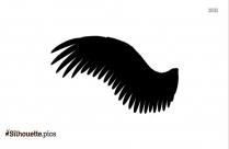 Robin Bird Clipart Image Silhouette
