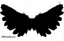 Wings Of Angel Silhouette