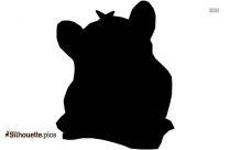Winnie The Pooh Silhouette Background