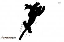 Pooh Tigger Piglet Silhouette Image Illustration