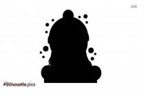 Bowling Sillhouette Clipart