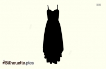Holiday Party Dress Silhouette