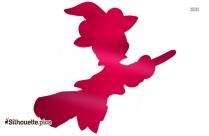 Shinigami Clipart Silhouette