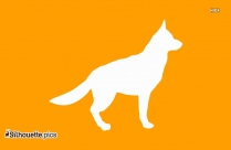 Dog And Cat Silhouette Image And Vector