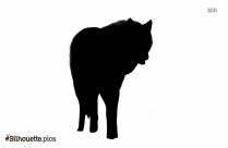 Rhinoceros Silhouette Clipart Image