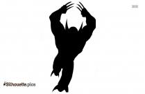 Wolverine X Men Silhouette
