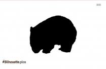 Animals Platypus Silhouette
