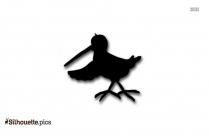 Mallard Duck Clipart, Silhouette