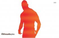 Rude Randy Orton Silhouette