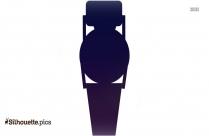 Crystal Heels Silhouette