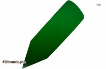 Glue Stick Silhouette Image