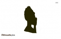 Guy Clipart Silhouette