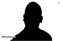 Yogi Adityanath Silhouette