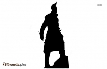 Yondu Marvel Silhouette Drawing