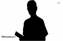 Young Student Silhouette
