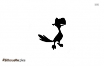 Vintage Chicken Farm Clip Art Image