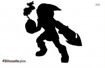 Zelda Evil Link Silhouette
