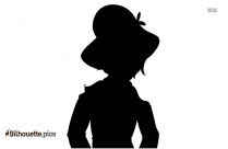 Zelda The Wand Of Gamelon Girl Silhouette