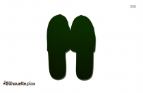 Zombie Feet Sandals Silhouette