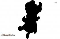 Ninja Symbol Silhouette