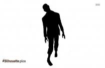 Zombie Silhouette Picture