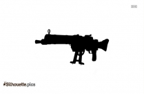 Zombies Guns Silhouette