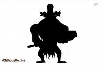 Zork Cyclops Silhouette
