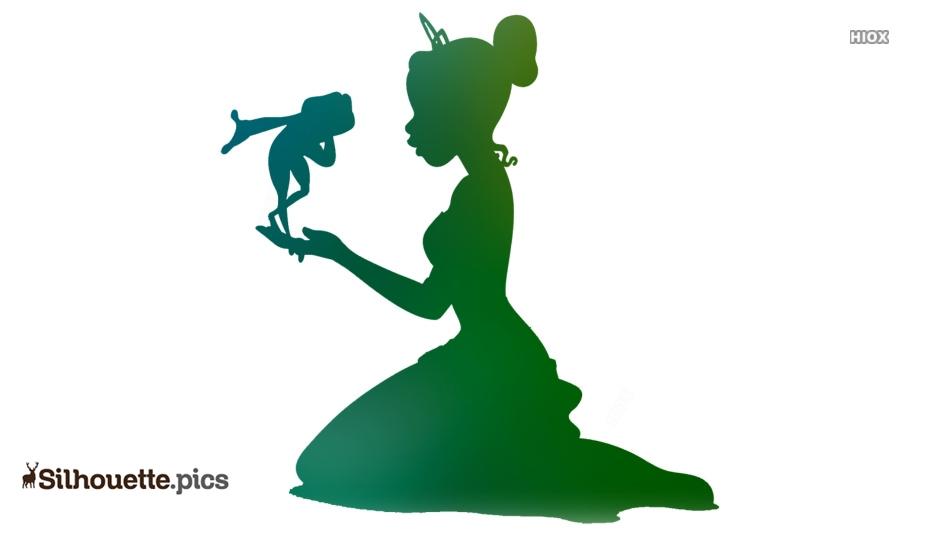 Tiana Disney Princess Silhouette Silhouette Pics