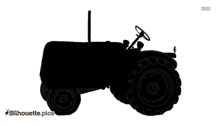 Tractor Silhouette Picture