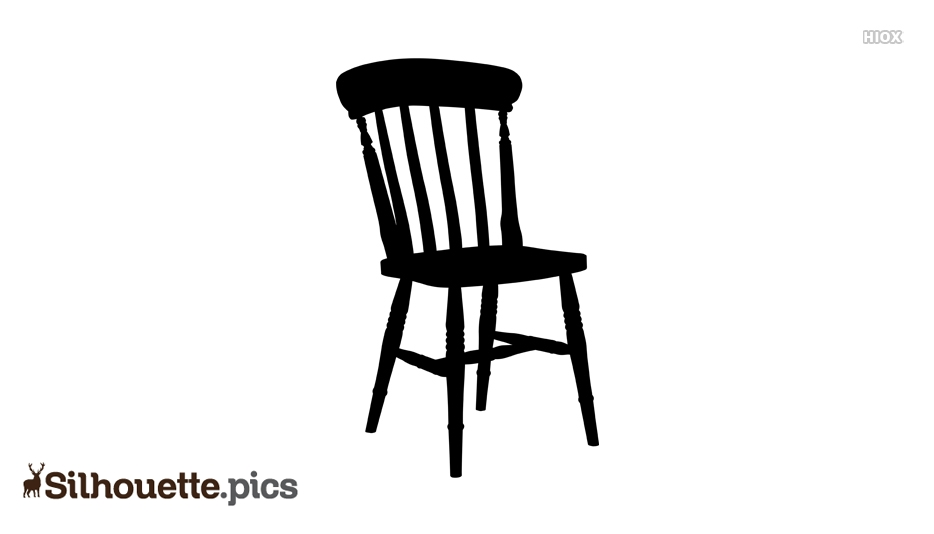 Chair Silhouette Images, Pictures