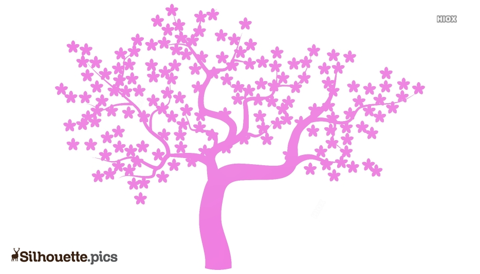 Tree Silhouette Vector And Graphics