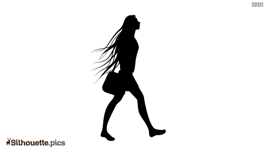 Trendy Hairdressing Silhouette Images