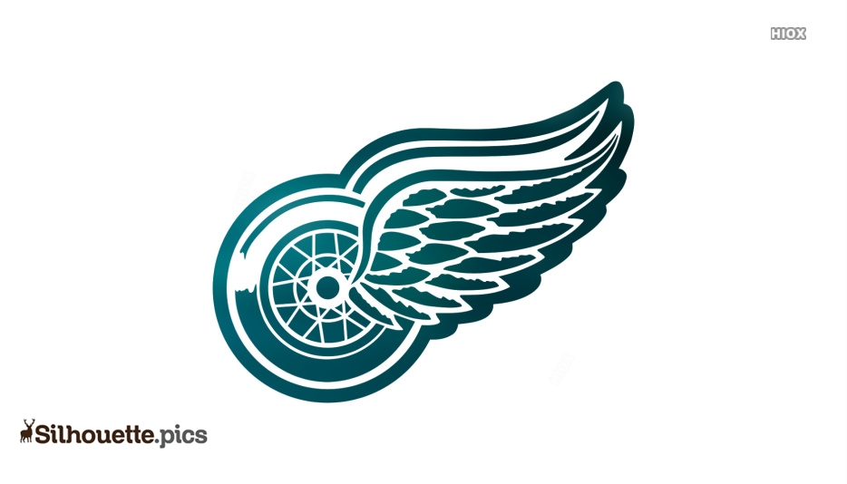 Red Wing Logo Png - Detroit Red Wings 3d Logo , Transparent Cartoon -  Jing.fm