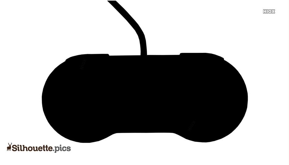 video game controller cartoon