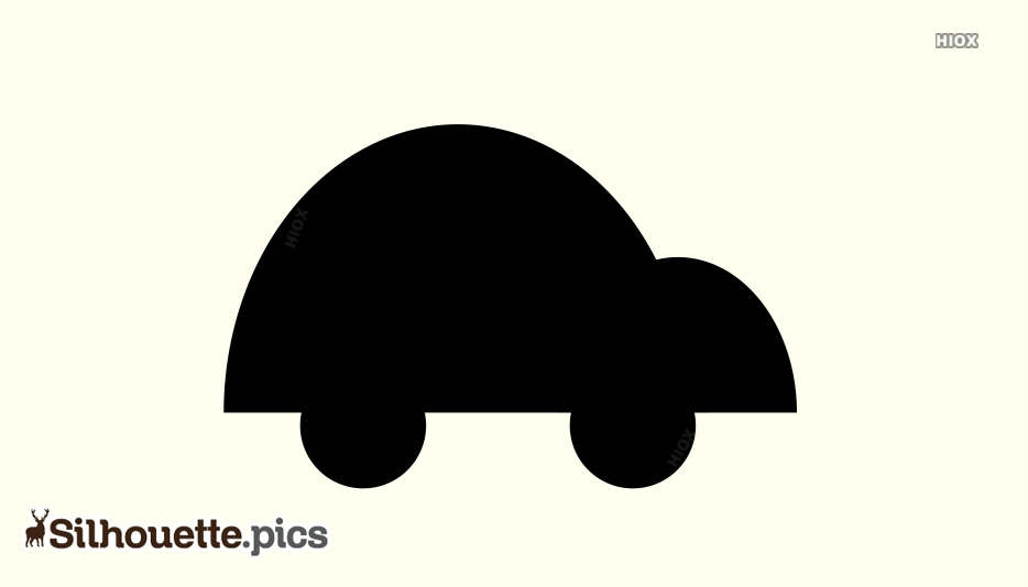 Vintage Car Silhouette Vector Free