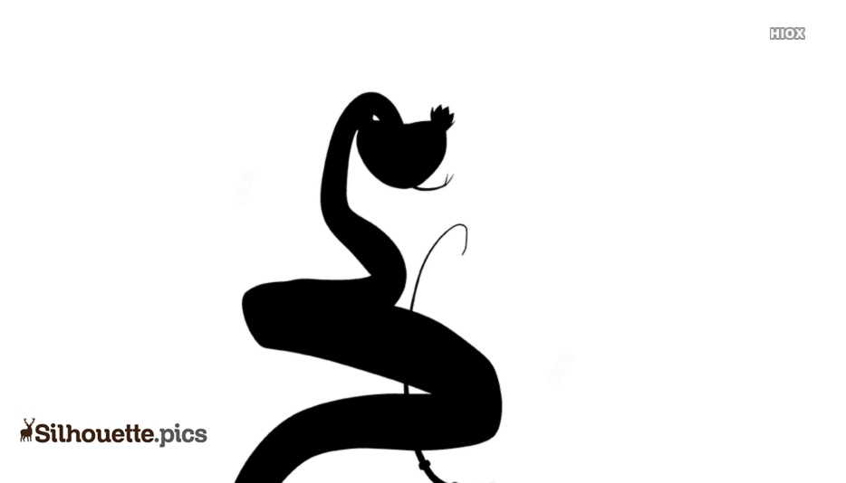 Viper Silhouette From Kung Fu Panda