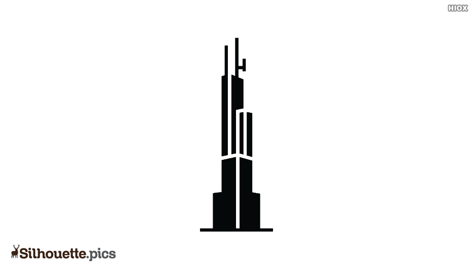 Chicago Skyline Silhouette Images