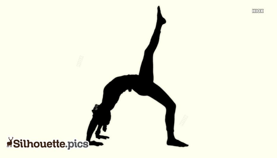 Yoga Asanas Silhouette Images